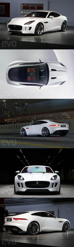 Best Sports Cars : Illustration Description Jaguar F-type Coupe Bugatti, Maserati, Ferrari, Lamborghini, Jaguar Xj, Jaguar F Type, Jaguar Cars, Sexy Cars, Hot Cars