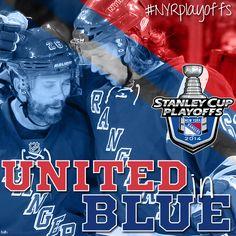 Martin St. Louis, Carl Hagelin.  United in Blue.