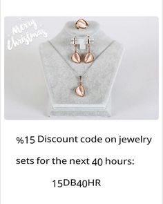 New Year Discount !! %15 Discount code on jewelry sets for the next 40 hours ; 15DB40HR #jewellery #accessories #bracelet #silver #christmas #sale #handmade #luxury #makeup #blogger #picoftheday #instagood #instadaily #set #wedding #happy #jewelry #beautiful #beauty #fashion #diamond #favourite #highjewellery #like4like #followme #wishlist #love #nofilter #bridal #showmeyourrings