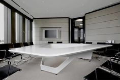 Futuristic Meeting Rooms | Around the World, Creative | Awesomenator - Super Hero of the Internets