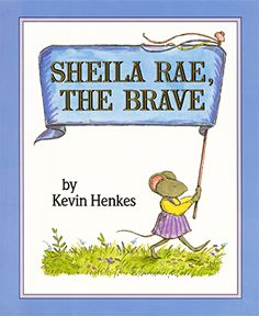 "Habit #4 Think Win-Win ... ""Sheila Rae, the Brave"" by Kevin Henkes.    When brave Sheila Rae, who usually looks out for her sister Louise, becomes lost and scared one day, Louise comes to the rescue."