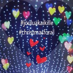 Tip, tap!! Seuraa Laurea-kirjaston joulutouhuja ja -tunnelmia tänä vuonna Instassa. Ota oma joulukuvasi hästägillä #jouluakaikille, repostaamme koskettavimmat. https://www.instagram.com/laurea_library/
