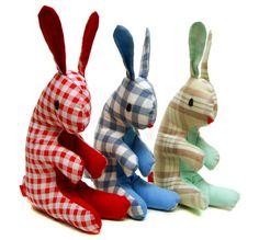 Comprá los conejos de Corazón de Algodón en la tienda online. Hacemos envíos a todo el país. http://tienda.corazondealgodon.com/mascotas/conejos.html