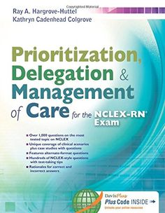 Hurst reviews nclex rn review pdf nclex rn review nclex rn and nclex prioritization delegation management of care for the nclex rn exam master the critical thinking fandeluxe Images