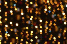 Christmas lights bokeh. by mylittlebluesky on deviantART