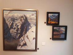 Obras de la exposición Carlos Sempere