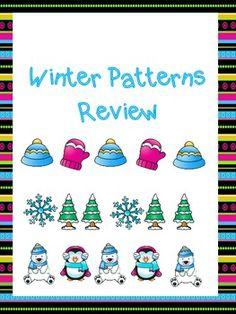 Winter Patterns! Free!