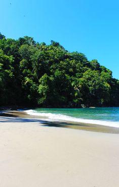 Playa Espadillas Sur, part of Manuel Antonio National Park