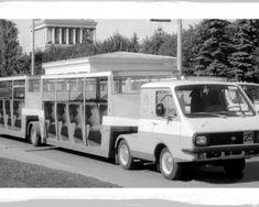 История создания автобуса ЛиАЗ-677 Train Routier, Rv Motorhomes, Bus Coach, City Car, Busses, Transportation Design, Camper Van, Old Cars, Motor Car
