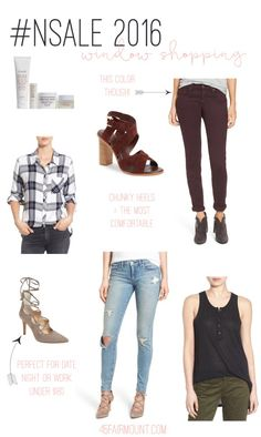 Nordstrom Anniversary Sale 2016 #NSALE Best Items For Fall - 45 Fairmount by Monica Woodhams