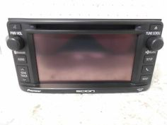"OEM 7/"" Inch Replacement Antenna 2005 thru 2014 Scion TC AM FM Car Radio Kit"