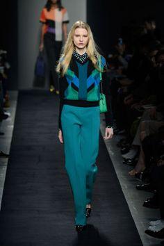 Bottega Veneta. See all the best looks from Milan fashion week fall 2015.