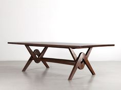 Pierre Jeanneret & Le Corbusier «Boomerang» Commitee table, ca.1960