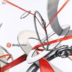 blog.naver.com/... #디자인스타 #미술학원 #기초디자인 #입시디자인 #입시미술 #표현기법 #화면구성 Spy Store, Design Art, Graphic Design, Industrial Design, Surrealism, Composition, Bulb, Study, Drawing