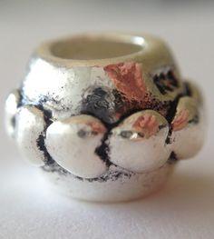 Antiksilver, smyckestillverkning
