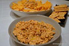 Bufet suedez - idei de preparate reci festive | Savori Urbane Hummus, Nachos, Macaroni And Cheese, Healthy Eating, Rice, Vegetarian, Pasta, Cooking, Ethnic Recipes