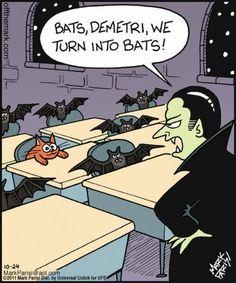 Bats! ~ hahaha!!
