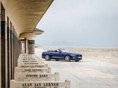 DAY DREAMER: Ein Pressefoto, das zum tagträumen einladt: der neue Ford Mustang - ein awardwinning PR-Bild des Jahres 2016. Fotograph: Bernard Rouffignac