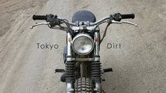 """There is dirt in Tokyo. You just have to look for it."" Four minutes of fun from local custom motorcycle builder Speedtractor."