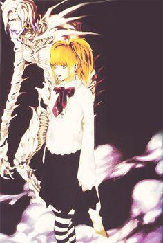 Death Note - misa & rem
