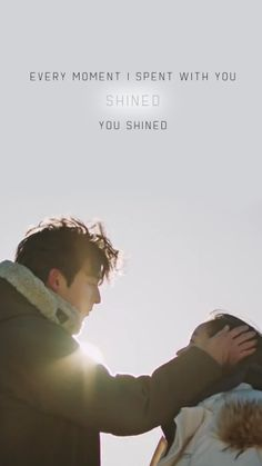 Goblin: the Lonely and Great God my fav kdrama😍 Korean Drama Quotes, Korean Drama Movies, Korean Dramas, Goblin Kdrama Quotes, Kdrama Goblin, My Shy Boss, Goblin The Lonely And Great God, Goblin Gong Yoo, Yoo Gong