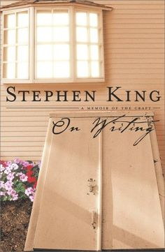 On Writing:  A Memoir of the Craft by Stephen King, http://www.amazon.com/dp/0684853523/ref=cm_sw_r_pi_dp_hgl2pb0R4DTFT