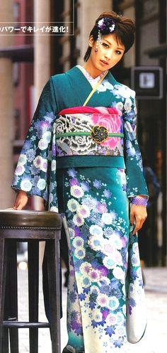 振袖の京都まるなか新作振袖10001-8402【楽天市場】 アレンジが微妙…