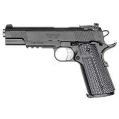 The Springfield 1911 TRP 45 ACP semi-auto Handgun is tactically proven pistol designed to work under the worst of conditions.