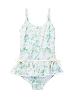 bc70b2996 Azul Swimwear Perfectly Prim Skirted One Piece Swimsuit