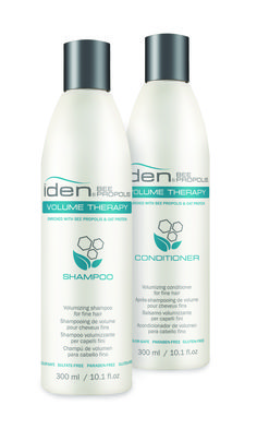 VOLUME THERAPY SHAMPOO for fine hair  BENEFITS +Cleanses strands to remove buildup + Adds lightweight volume & shine + Leaves hair bouncy, full-bodied & radiant + Provides vital nutrients that encourage healthy hair growth + Preserves vibrant hair color  KEY INGREDIENTS +PROPOLIS EXTRACT +OAT PROTEIN +PAPAYA EXTRACT  #BIGHAIR  #BODY #FINEHAIR #FULLNESS #GROWTH #BEEPROPOLIS #SULFATEFREE #PARABENFREE #GLUTENFREE