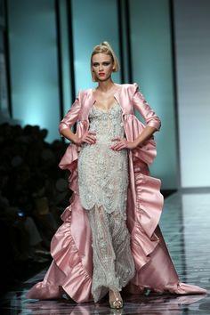 Valentino - Fall/Winter Haute Couture Fashion Show - Pictures - Zimbio