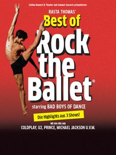 Rock the Ballet - Best of Tour 2015 - Tickets unter: www.semmel.de