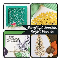 Thoughtful Branches- Stamp Club To Go (Pink Buckaroo Designs)