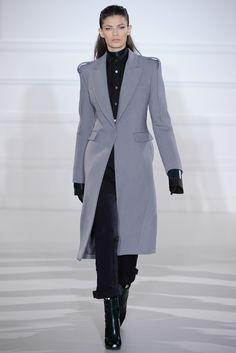 Aquascutum gray coat