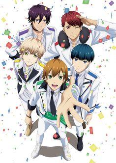 El Anime Koukou Hoshi Kageki tendrá segunda temporada en Primavera del 2017.