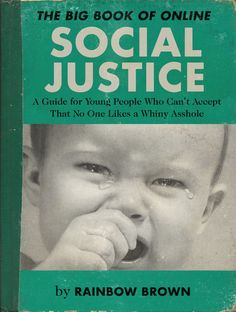 The Big Book of Online SOCIAL JUSTICE by Rainbow Brown
