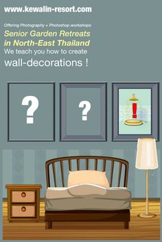 We will help you to create: very nice wall decorations !