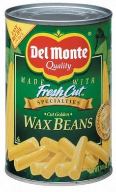 Del Monte Cut Wax Beans 14.5 oz (Pack of 12) -- Discover this special item, click the image : Fresh Groceries