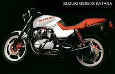 The SUZUKI GS
