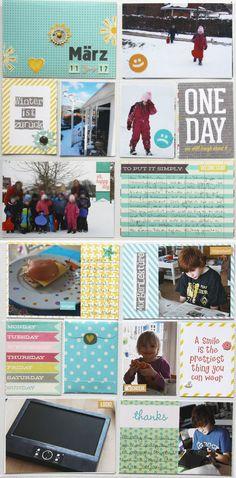 Tanja Bargsten für www.danipeuss.de | Project Life