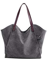 Looking for Mfeo Women's Canvas Large Capacity Tote Shoulder Work Bag Handbags Satchel Purse ? Check out our picks for the Mfeo Women's Canvas Large Capacity Tote Shoulder Work Bag Handbags Satchel Purse from the popular stores - all in one. Crossbody Shoulder Bag, Shoulder Handbags, Shoulder Bags, Shoulder Strap, Grey Tote Bags, Tote Bags Online, Minimalist Bag, Shopper Bag, Satchel Purse