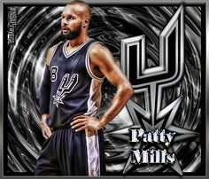 NBA Player Edit - Patty Mills