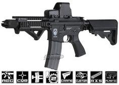 Airsoft GI G4 PWS Blowback Version AEG Airsoft Gun ( Custom )