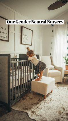 Baby Nursery Diy, Baby Boy Nurseries, Girl Nursery, Nursery Ideas, Nursery Neutral, Baby Kids, Baby Baby, Gender Neutral, Boy Room