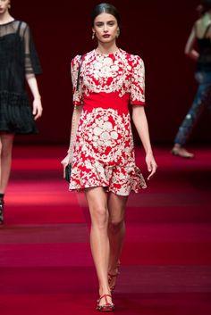 Dolce & Gabbana Lente/Zomer 2015 (27)  - Shows - Fashion