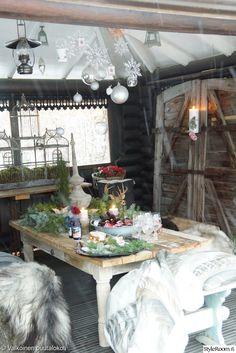 kutsuva,kattaus,talja Table Settings, House, Pots, Home, Place Settings, Homes, Houses, Tablescapes