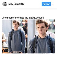It's Not quackson its Croissant . It's how we say it and it's not very kind to make fun of or turn the way people talk into memes.