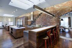 TriBeCa Loft Residence / A+I Design Corp
