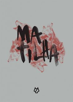 Matilha Creative Collective // Poster by Ricardo Garcia