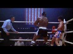 "Rocky 3. Rocky Balboa Vs Clubber Lang....""You Aint Nothing"".... Final Fight Scene from Rocky III . - YouTube"